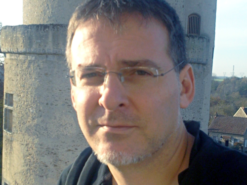 Portrait de Raphaël Picazos, 2019